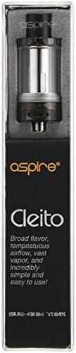 『Aspire Cleito サブΩ アトマイザー 電子タバコ MOD VAPE (ブラック)』の2枚目の画像