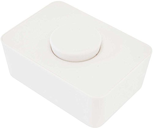 ls014wh/ウエットティッシュホルダー シリコン蓋 単品(ホワイト)| おしりふき ふた ウェットティッシュケース ウェットティッシュ ふた けーす ケース