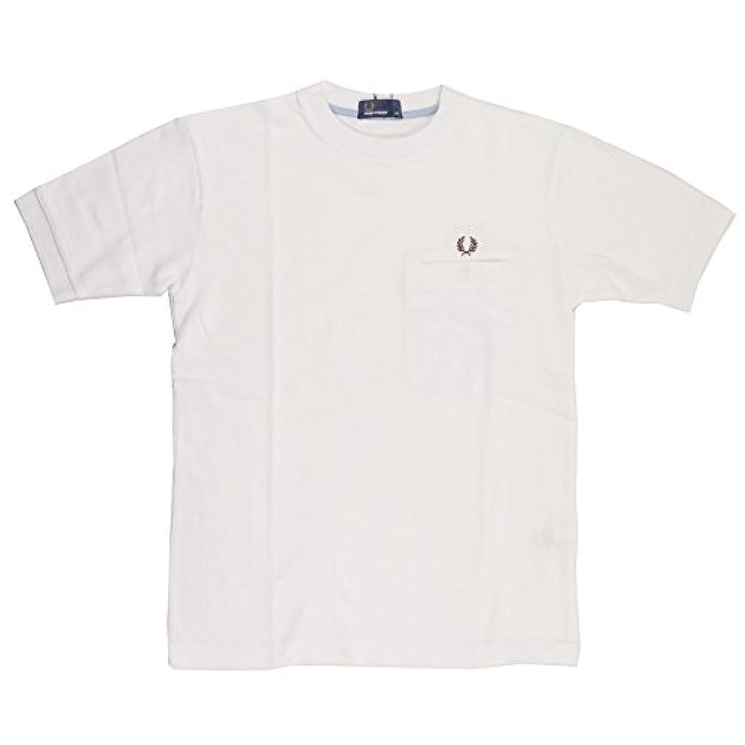 合成賛辞滞在(フレッドペリー) FRED PERRY ピケ Tシャツ 鹿の子 Tシャツ ポケットTシャツ メンズ レディース F1674