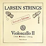 Larsen sc331122 チェロ弦 SOLOIST ソリスト D弦 Medium 【バラ弦1本】 ラーセン