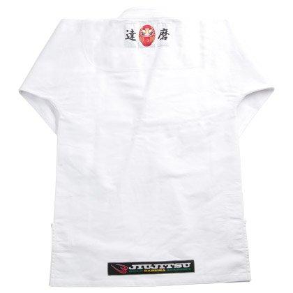 ブラジリアン柔術衣 「達磨」 A2号 ホワイト 【BODYMAKER / ボディメーカー 】 BB-SPORTS