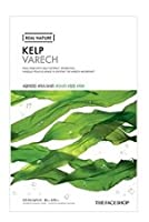 [20pcs] THE FACE SHOP Real Nature Mask Sheet (KELP) / ザフェイスショップ リアルネイチャーマスクシート [並行輸入品]