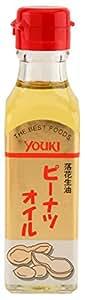 ユウキ ピーナツオイル(花生油) 105g