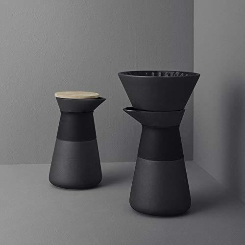 デンマークデザインのコーヒーメーカーはうっとりするほど美しい