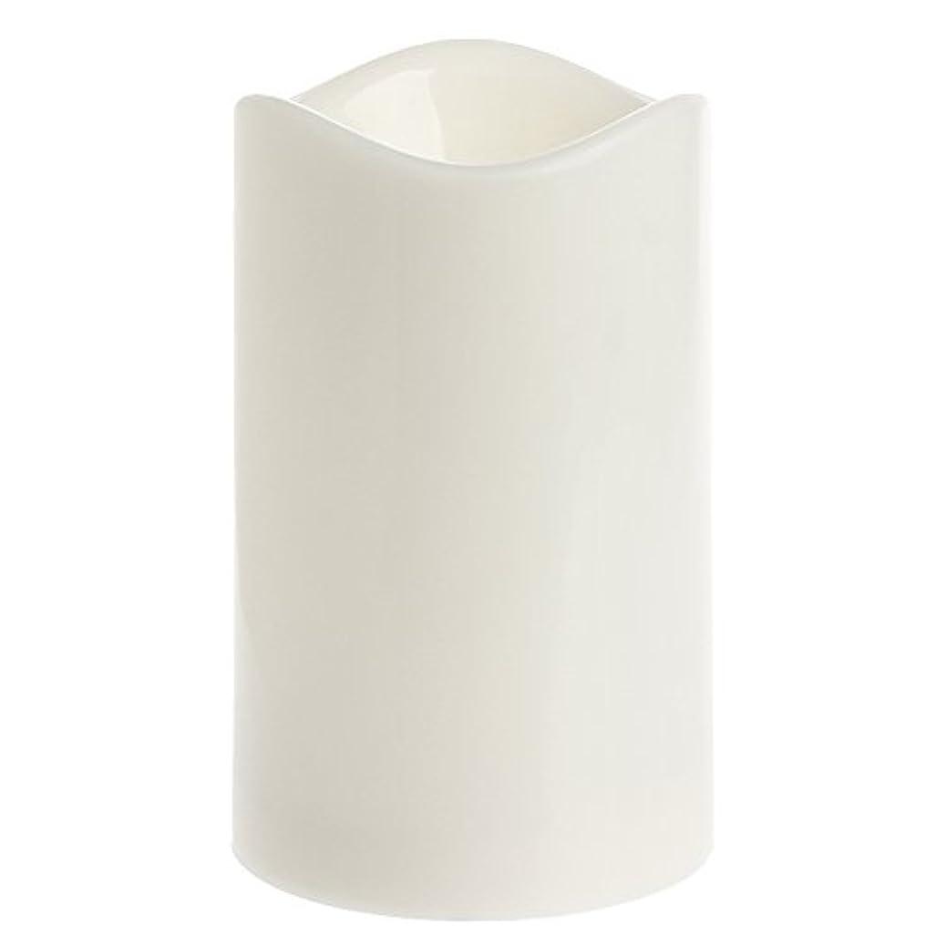 アンタゴニスト子エステートSimpleLife ロマンチックなFlameless LED電子キャンドルライト結婚式の香りワックスホームインテリア15 * 7.5センチメートル