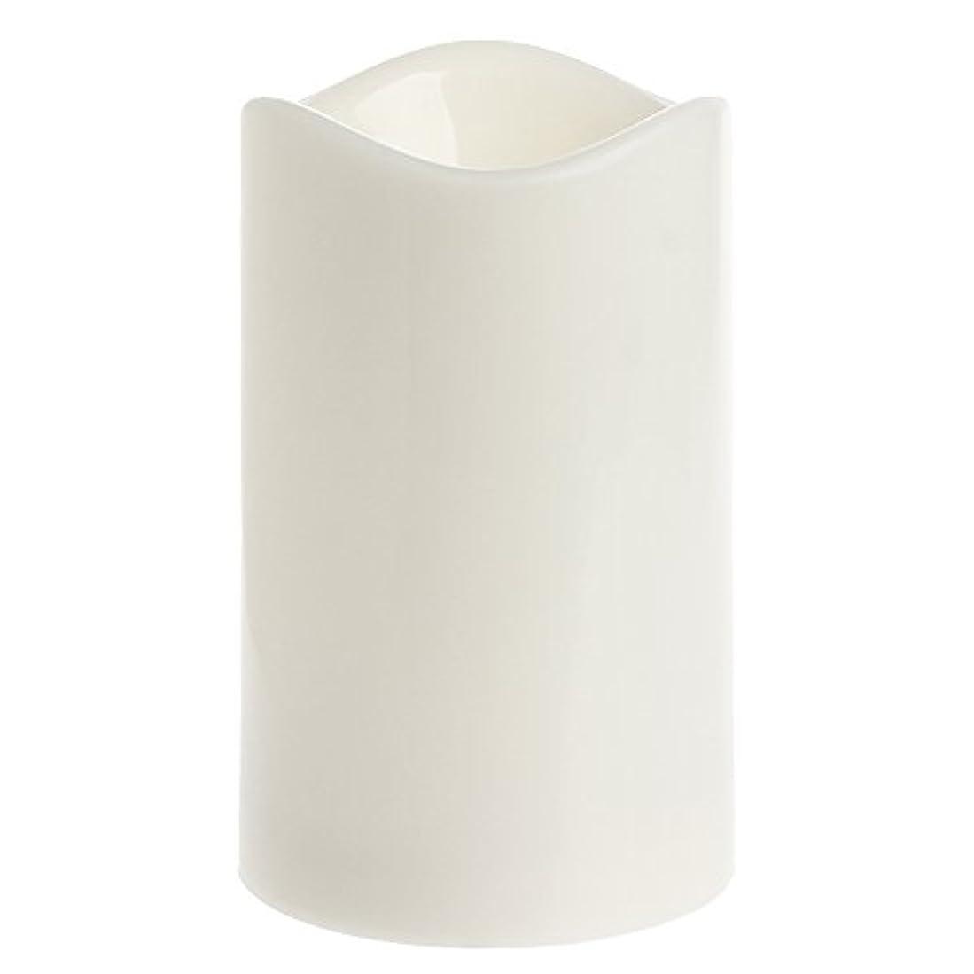 バンク旅行代理店スナッチSimpleLife ロマンチックなFlameless LED電子キャンドルライト結婚式の香りワックスホームインテリア15 * 7.5センチメートル