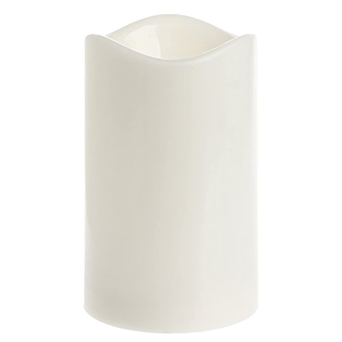 拡大する不運商品SimpleLife ロマンチックなFlameless LED電子キャンドルライト結婚式の香りワックスホームインテリア15 * 7.5センチメートル