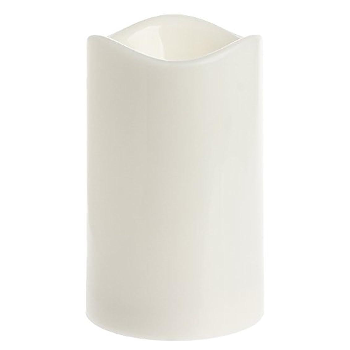 飼い慣らす普通の拒絶するSimpleLife ロマンチックなFlameless LED電子キャンドルライト結婚式の香りワックスホームインテリア15 * 7.5センチメートル