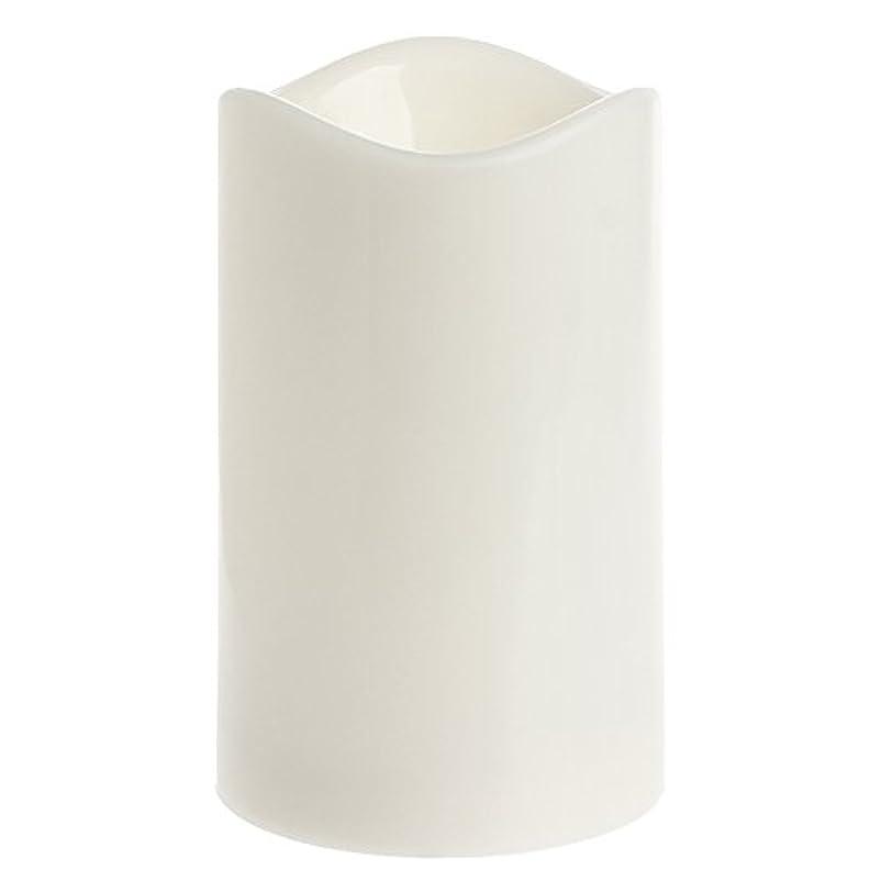 絶え間ない汚れた社説SimpleLife ロマンチックなFlameless LED電子キャンドルライト結婚式の香りワックスホームインテリア15 * 7.5センチメートル
