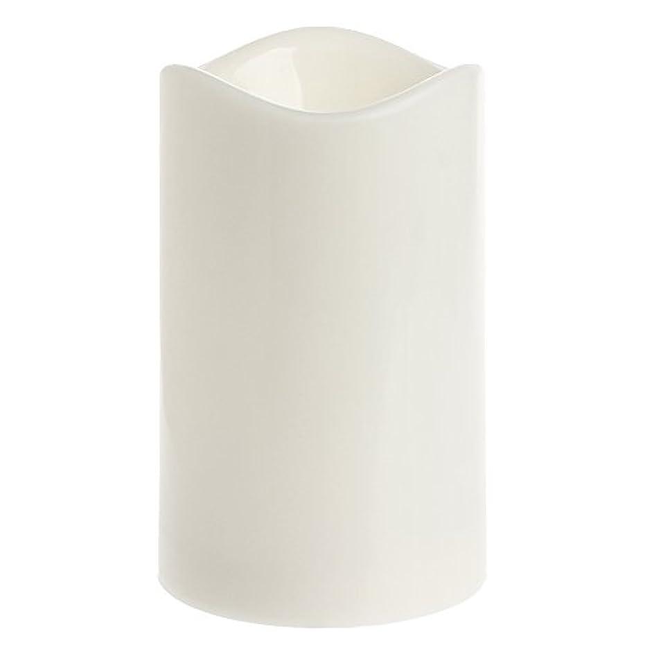勝利に慣れモールSimpleLife ロマンチックなFlameless LED電子キャンドルライト結婚式の香りワックスホームインテリア15 * 7.5センチメートル
