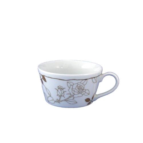 プリンセス スープカップ 茶 AM-PS010