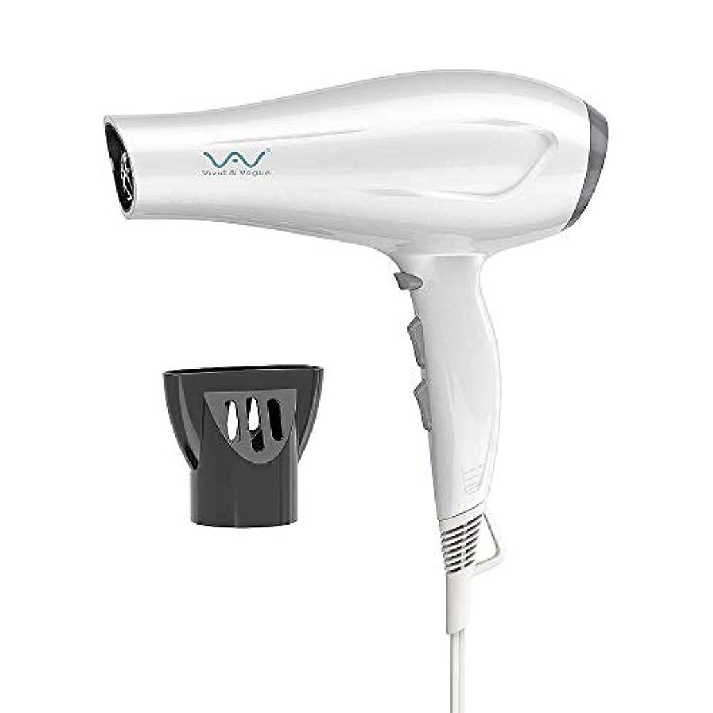 VAV マイナスイオン ドライヤー 風温&風量調節可 1200W 大風量 家用 サロン用 ヘアドライヤー ヘアケア メンズ