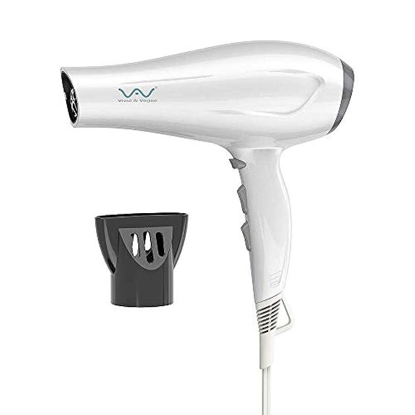 悩む意図的共和党VAV マイナスイオン ドライヤー 風温&風量調節可 1200W 大風量 家用 サロン用 ヘアドライヤー ヘアケア メンズ