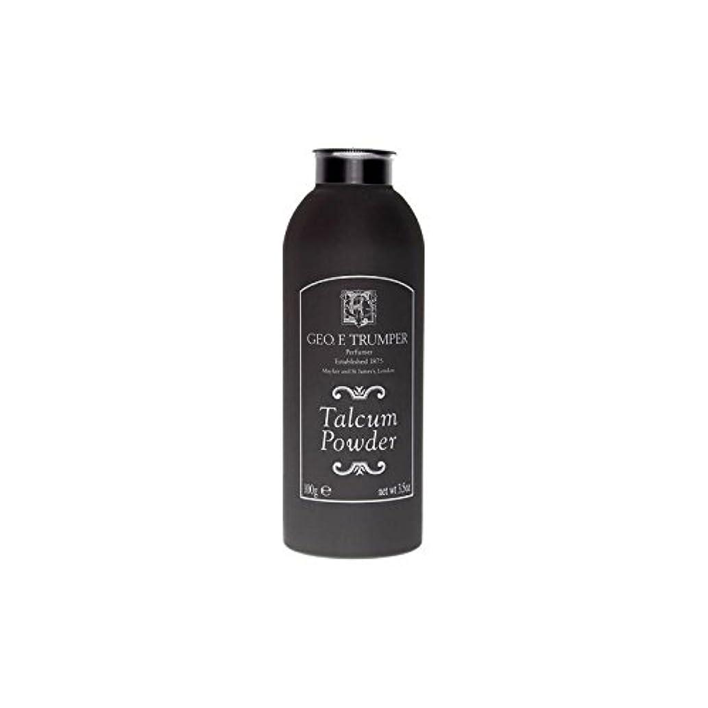 ナンセンス暫定のカフェのタルカムパウダー - 100グラム x2 - Trumpers Talcum Powder - 100g (Pack of 2) [並行輸入品]