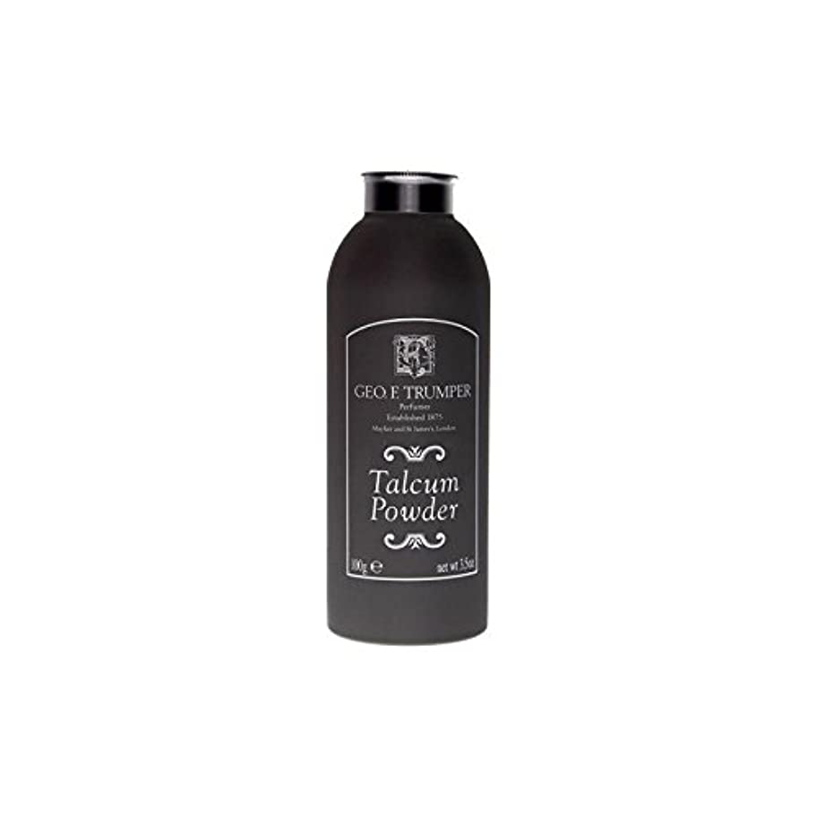 混合した咲く責めのタルカムパウダー - 100グラム x4 - Trumpers Talcum Powder - 100g (Pack of 4) [並行輸入品]