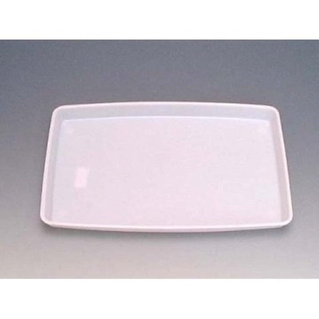 確実家禽樹木米正 エバーメイト われない台皿 カラーホワイト