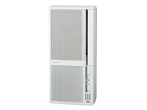 コロナ 窓用エアコン(冷暖房兼用・おもに4.5~7畳用 シェルホワイト)CORONA CWH-A1816-WS