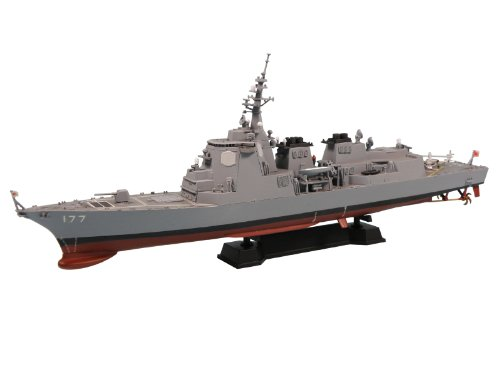 1/700 海上自衛隊 あたご型 護衛艦 DDG-177 あたご エッチングパーツ付 (J33E)