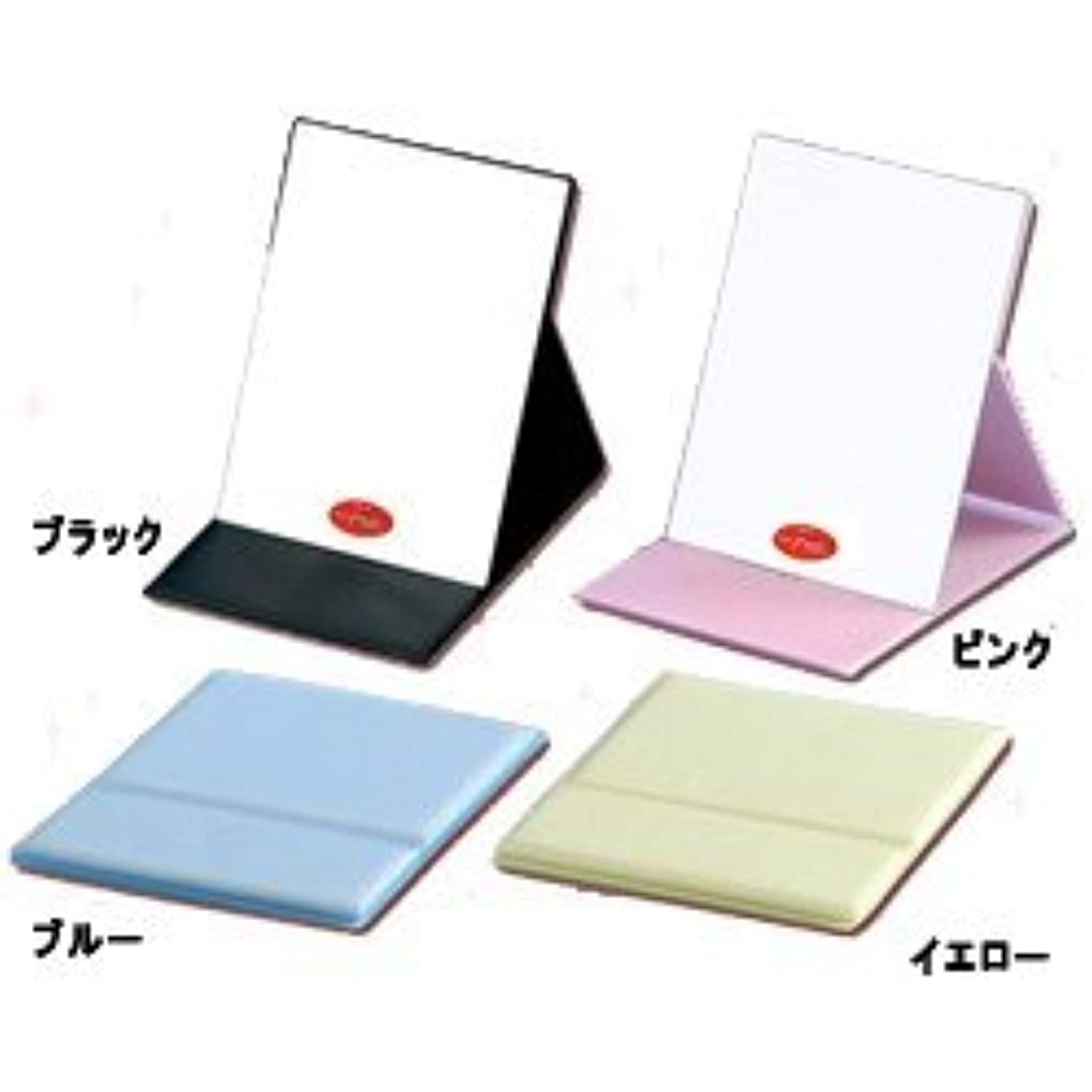 治療相関する降ろすナピュア プロモデル カラーバージョン折立ミラー M ブラック