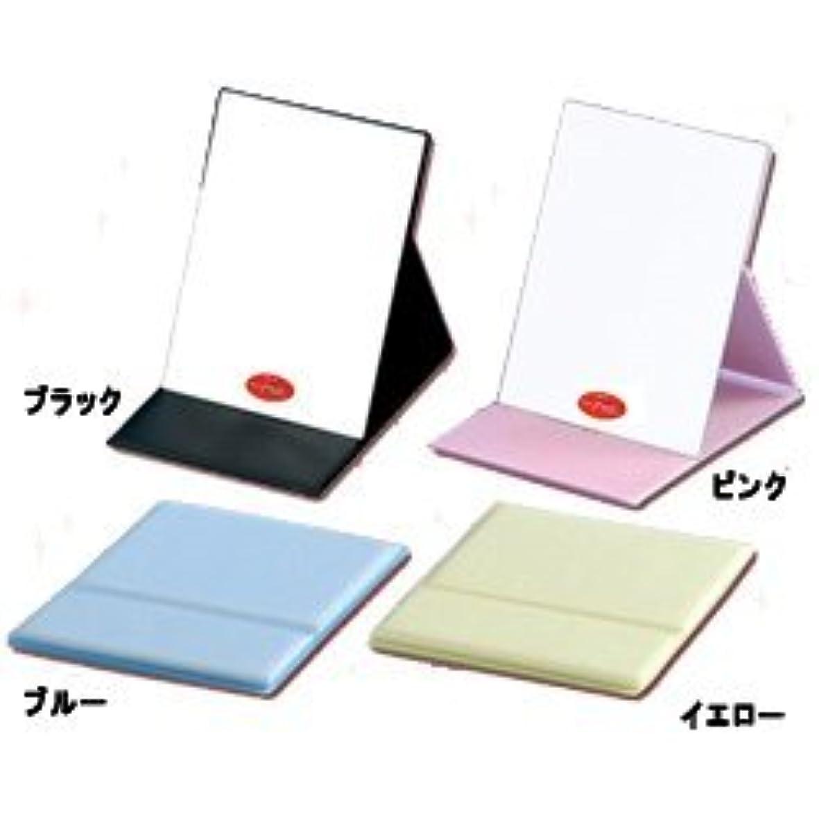 怖いと遊ぶ塗抹ナピュア プロモデル カラーバージョン折立ミラー M ブラック