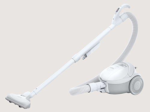 日立紙パック式掃除機軽量・コンパクトホワイトCV-VP5W
