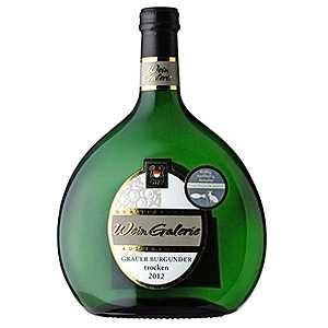 ヴァイン ガレリー グラウアー ブルグンダー Q.b.A. トロッケン フランケン醸造組合 2015 白 750ml