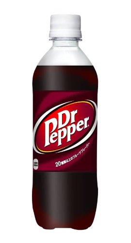 コカ・コーラ ドクターペッパー 500ml×24本