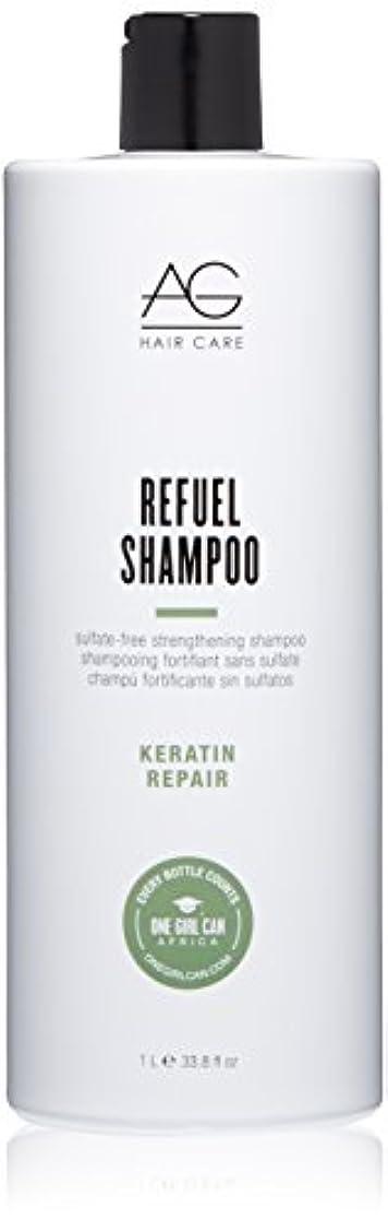 介入する息苦しい恋人AG Hair Refuel Sulfate Free Strengthening Shampoo, 33.80 Ounce by AG Hair Cosmetics