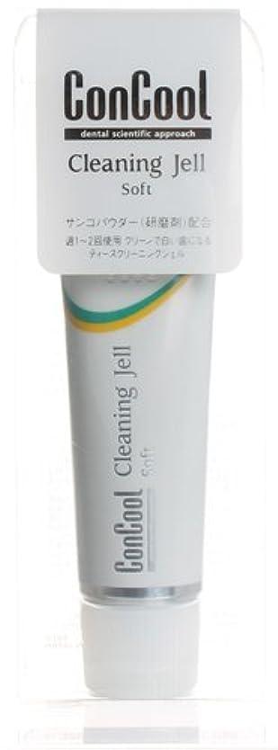 冷蔵庫ペデスタル悲しむウェルテック コンクール クリーニングジェル(ソフト) 40g 【医薬部外品】