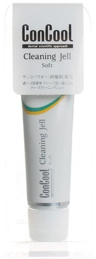 ウェルテック コンクール クリーニングジェル(ソフト) 40g 【医薬部外品】