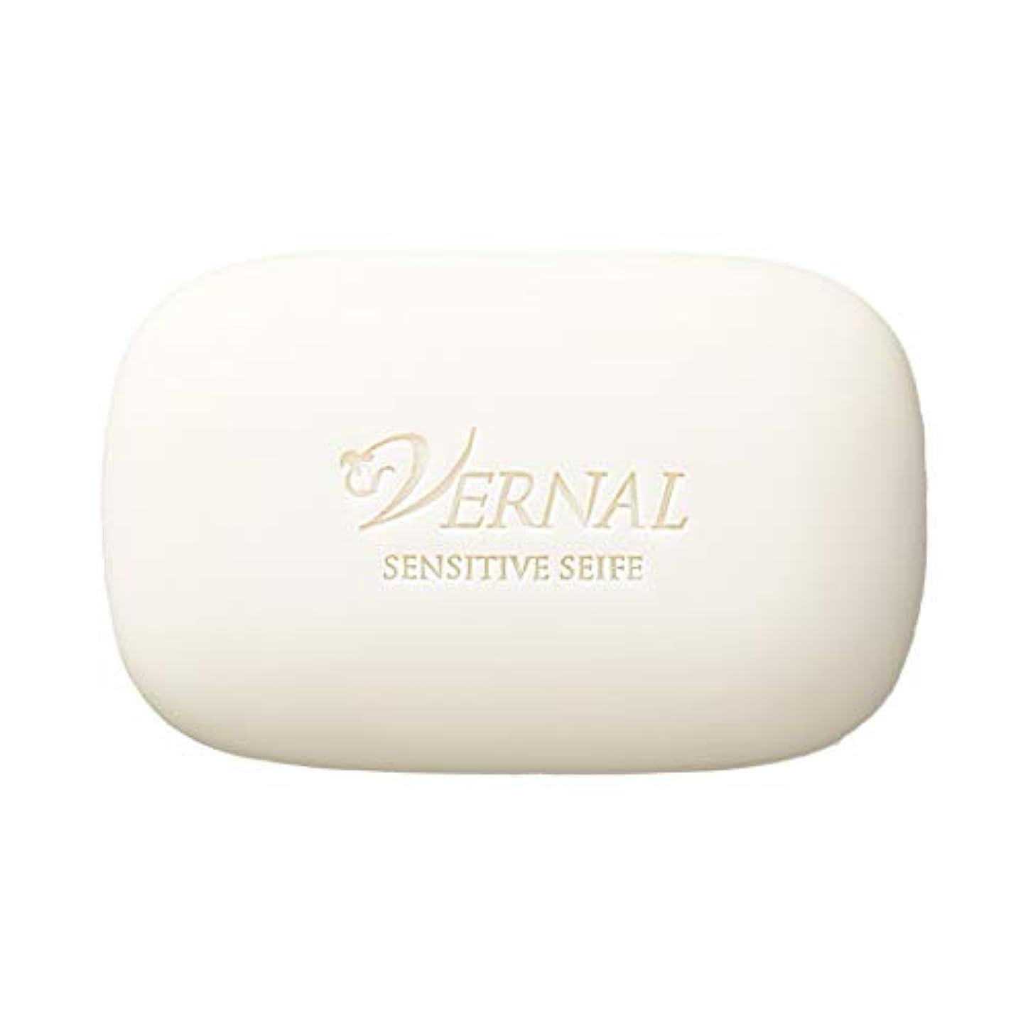 測定ジャーナルめったに【医薬部外品】センシティブザイフ 110g /ヴァーナル 洗顔石鹸 キメ整える 薬用