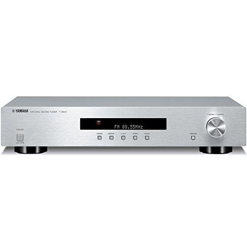 ヤマハ FM・AMチューナー ワイドFM FM補完放送 対応 シルバー T-S501(S)