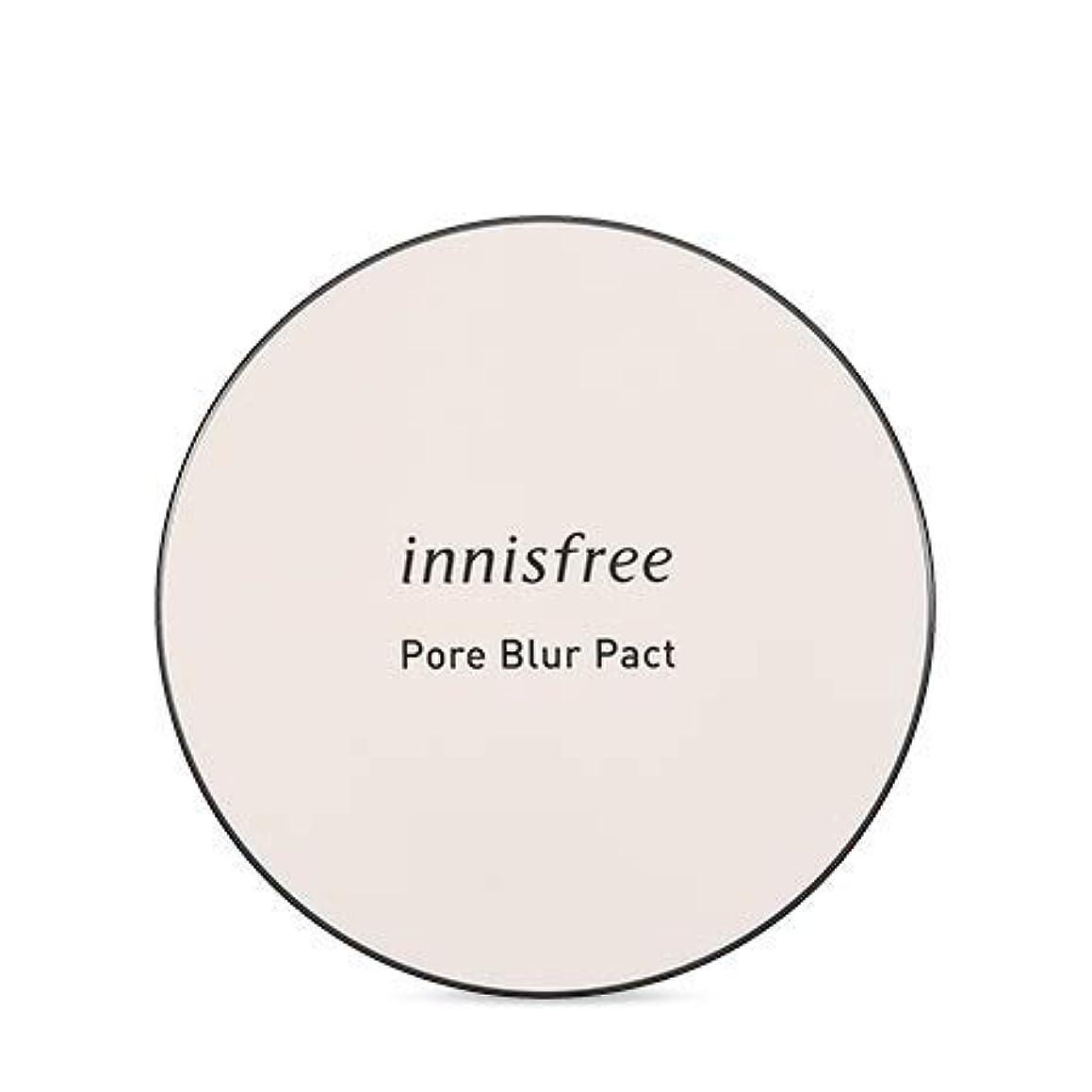 マニフェストタイトル多数の[イニスフリー.INNISFREE]フォアブラーファクト12.5g(2019.05新発売)/ Pore Blur Pact