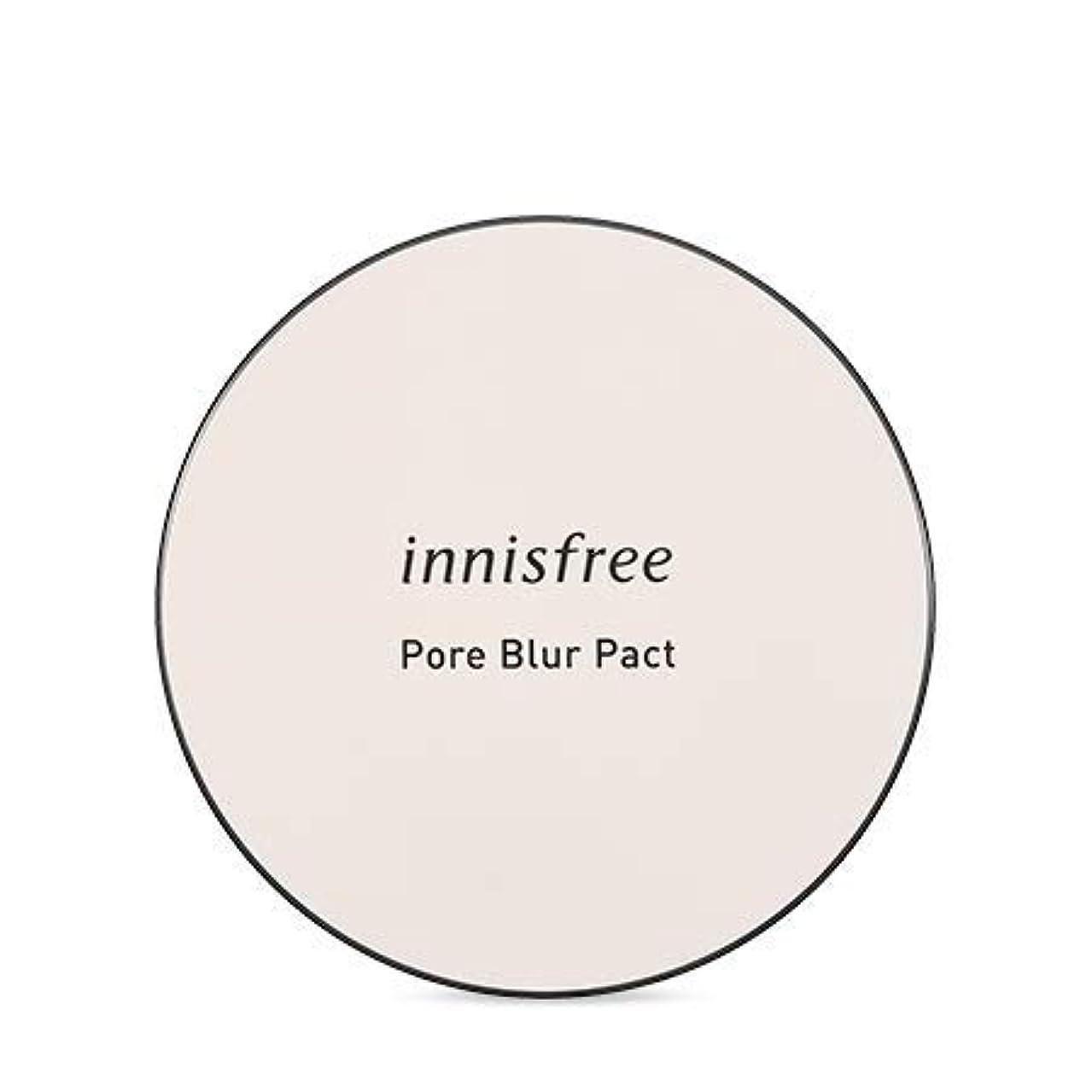 暗殺者エゴイズム比率[イニスフリー.INNISFREE]フォアブラーファクト12.5g(2019.05新発売)/ Pore Blur Pact