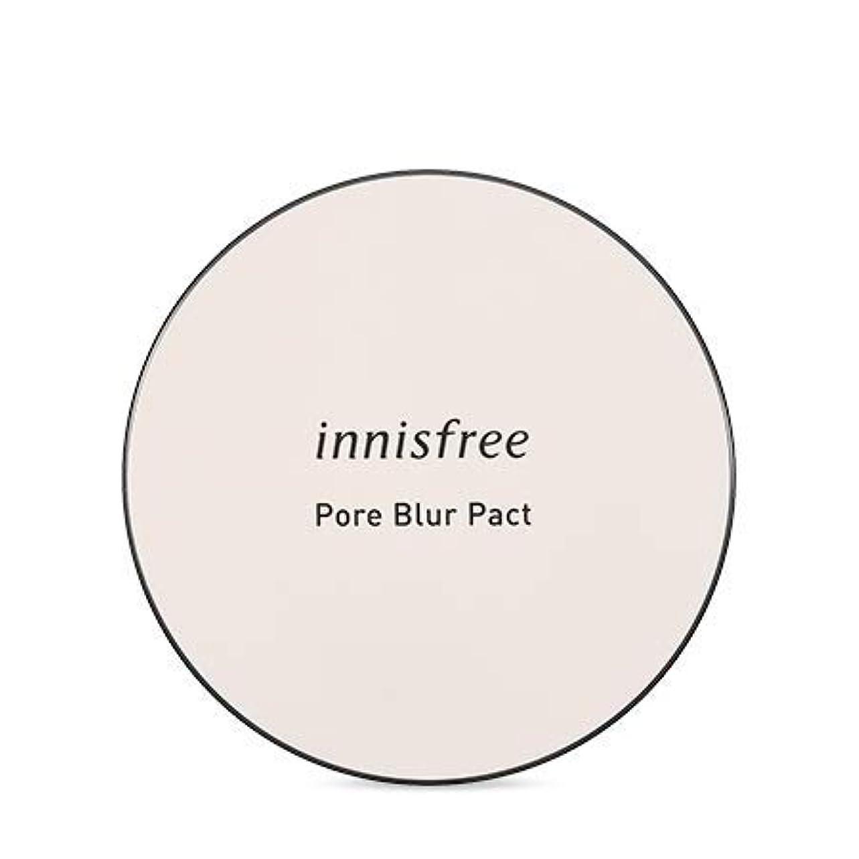 [イニスフリー.INNISFREE]フォアブラーファクト12.5g(2019.05新発売)/ Pore Blur Pact