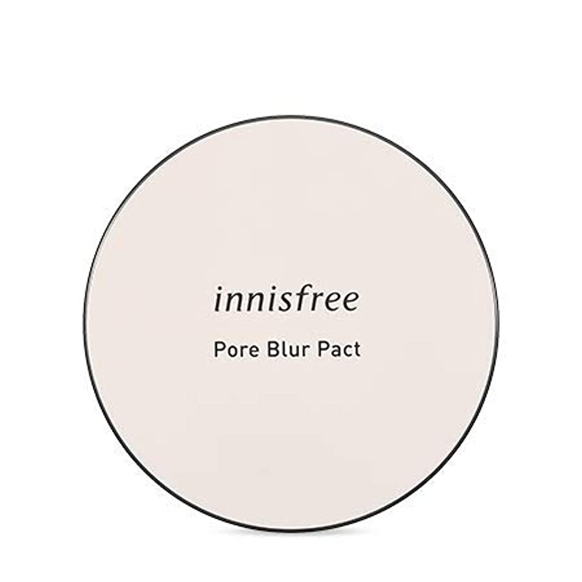 一時的顕著社会主義者[イニスフリー.INNISFREE]フォアブラーファクト12.5g(2019.05新発売)/ Pore Blur Pact