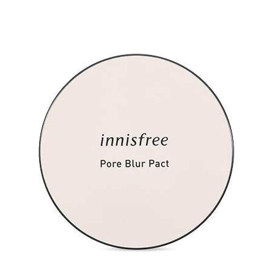 自治的申し立て飼料[イニスフリー.INNISFREE]フォアブラーファクト12.5g(2019.05新発売)/ Pore Blur Pact