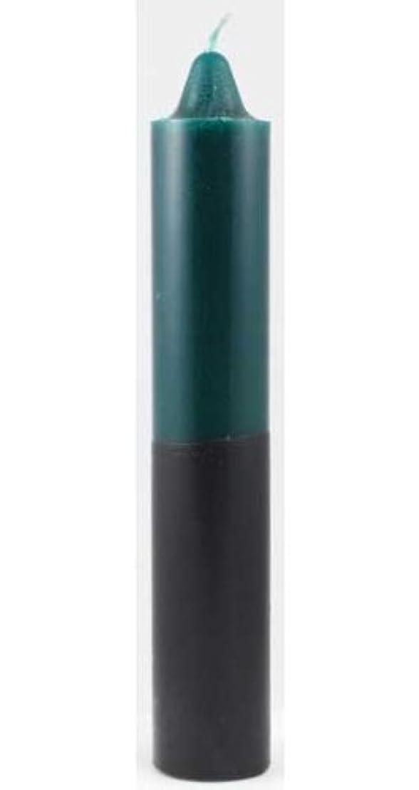 教育者腹痛関係ないAzure Green CP1GB 9 in. Green- Black pillar