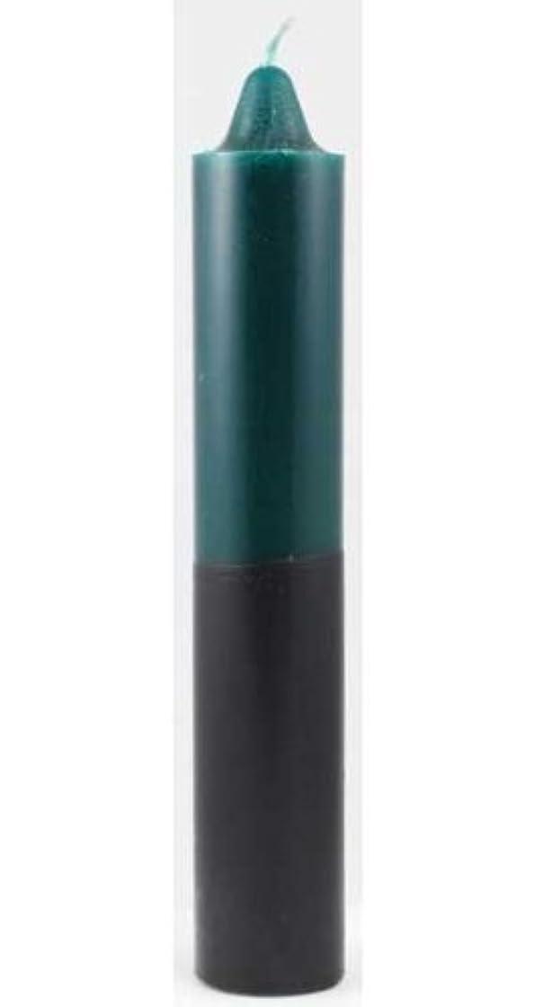 天のトーストシャープAzure Green CP1GB 9 in. Green- Black pillar