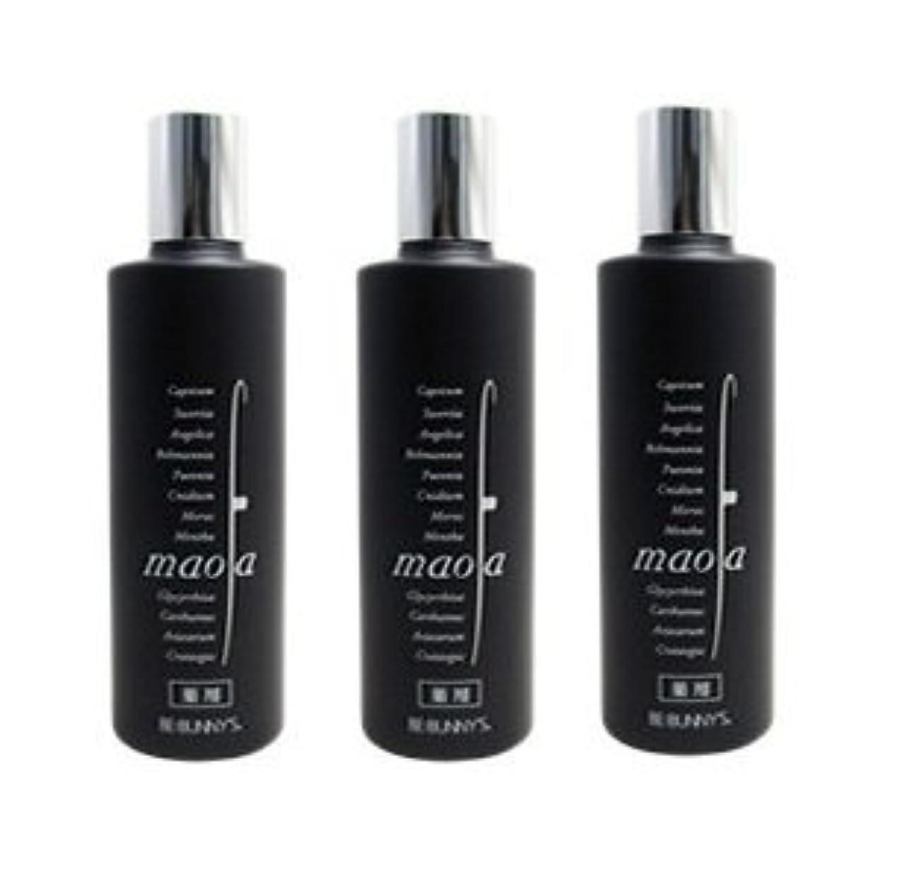 【X3個セット】 ビバニーズ マオファ 薬用育毛剤 マオファD 150ml 容器入り