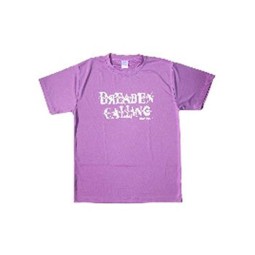 映画精査電気的ブリーデン(BREADEN) クールプラスTシャツ(Calling) 05ラベンダー