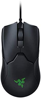 Razer RZ01-02550100-R3M1 Viper Ambidextrous Wired Gaming Mouse with Optical Switches