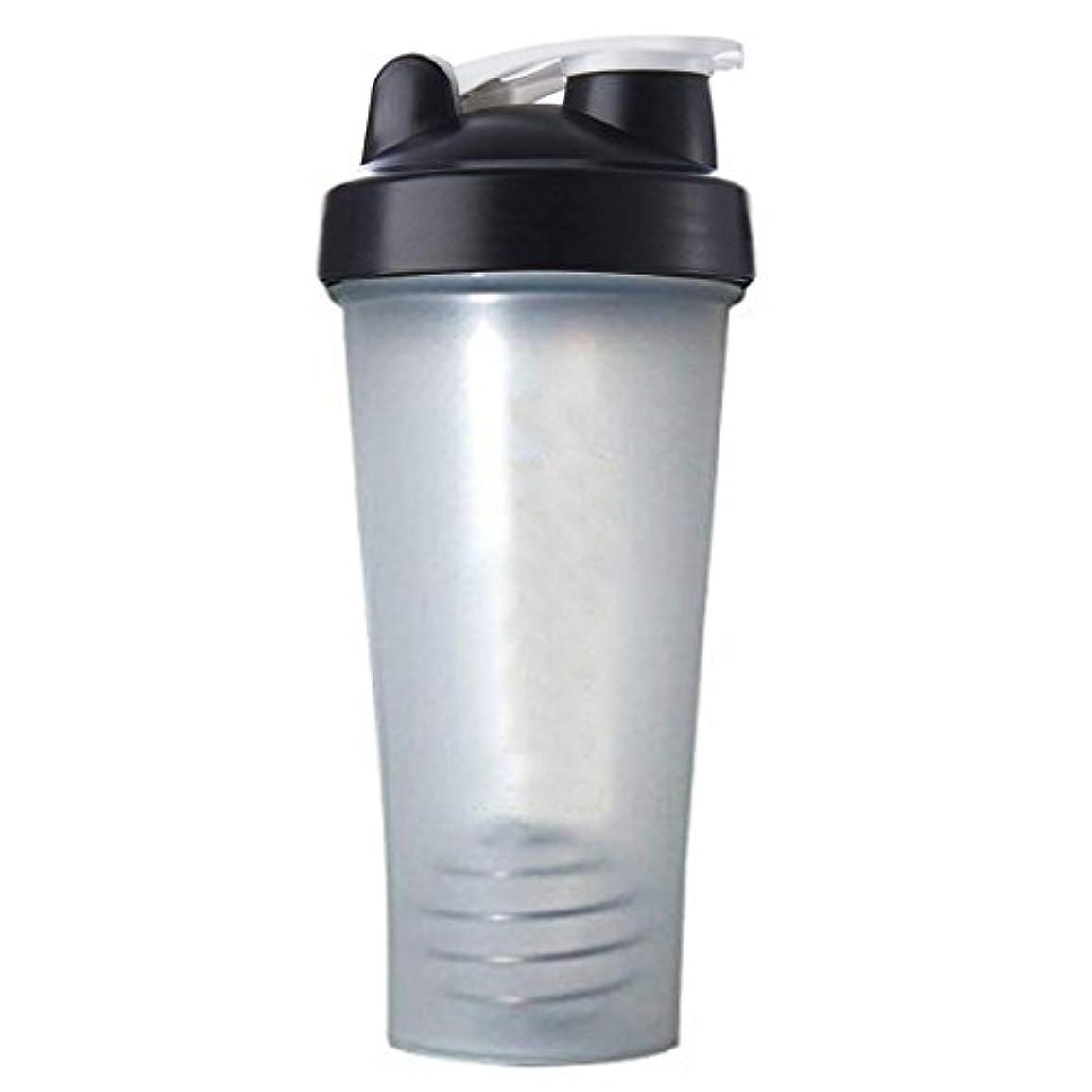 ヘビー理容師具体的にYOKEL Sports Pro プロテインシェイカー 600ml シェーカーボトル (ホワイト)