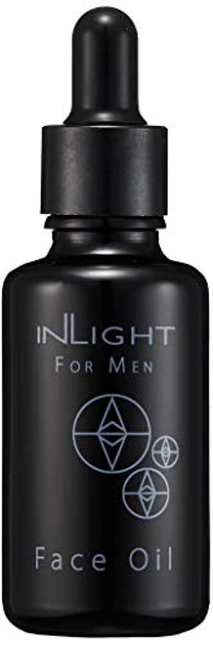 咽頭塗抹自動的にINLIGHT beauty(インライトビューティ) FACE OIL FOR MEN
