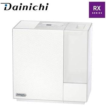 ダイニチ ハイブリッド式(温風気化+気化)加湿器(木造12畳まで/プレハブ洋室19畳まで クリスタルホワイト)DAINICHI HD-RX719-W