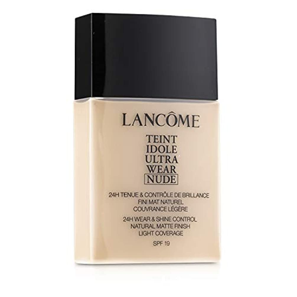 スカウトリス百年ランコム Teint Idole Ultra Wear Nude Foundation SPF19 - # 010 Beige Porcelaine 40ml/1.3oz並行輸入品