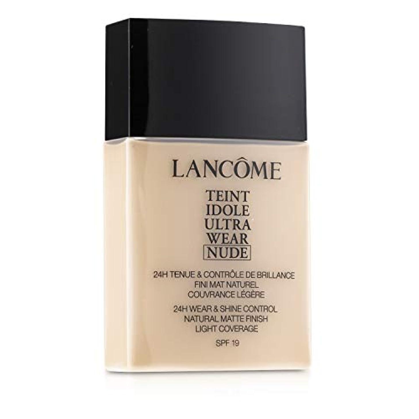 批判する破産概してランコム Teint Idole Ultra Wear Nude Foundation SPF19 - # 010 Beige Porcelaine 40ml/1.3oz並行輸入品