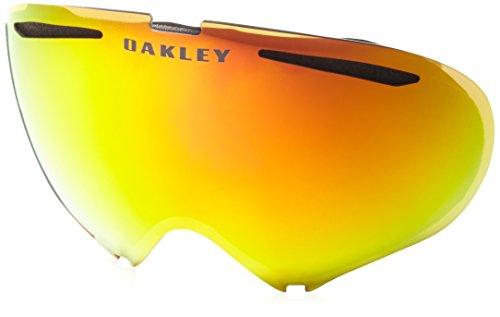 OAKLEY(オークリー) スノーゴーグル A FRAME 2.0 スノーボード ミラーレンズ スノー ゴーグル用 日本正規品 Fire-Iridium Free aframe-lens-f-59-686
