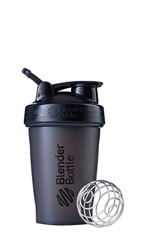 セクション楕円形ポーターブレンダーボトル 【日本正規品】 ミキサー シェーカー ボトル Classic 20オンス (600ml) ブラック BBCLE20 FCBK