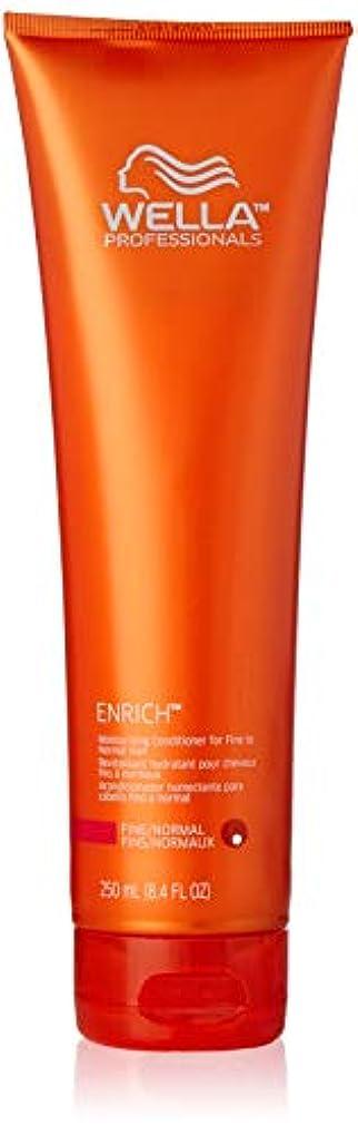 朝の体操をする日の出勤勉Enrich Moisturizing Conditioner For Fine To Normal Hair